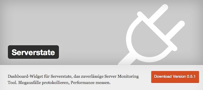 Serverstate Plugin