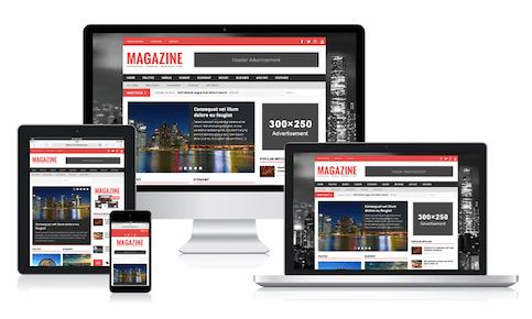 Premium Magazine Wordpress Themes For Bloggers Mh Themes
