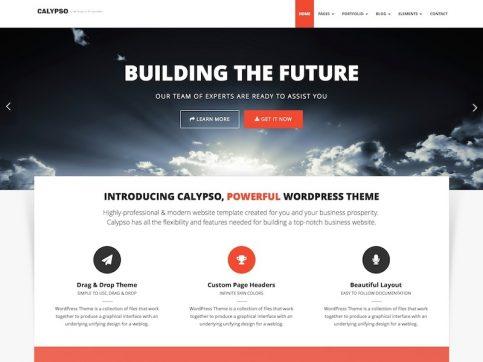Calypso Multi-Purpose WordPress Theme