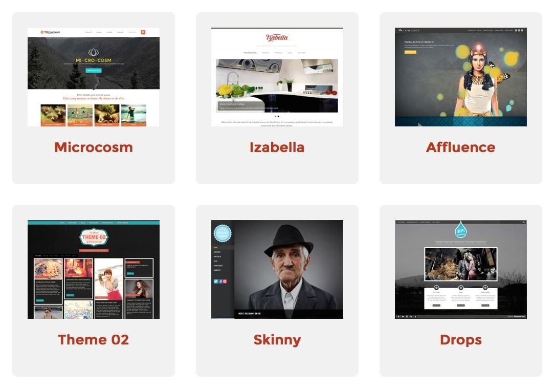ThemeSumo WordPress Themes