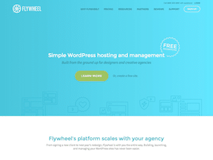 Flywheel Hosting