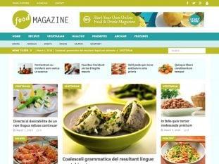 Food Magazine