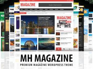 MH Magazine Variations
