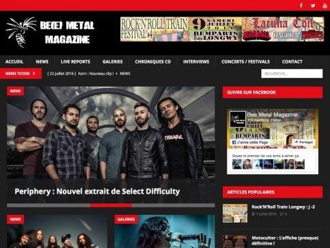 Bee Metal Magazine