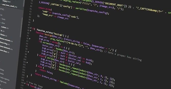 Screen Coding Work