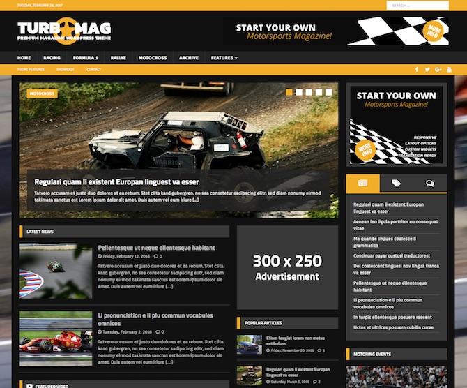 MH Magazine - Motorsport