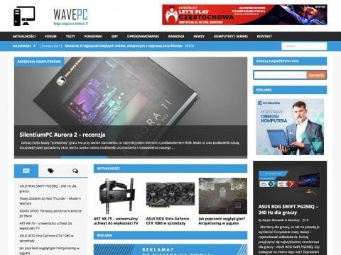WavePC Screenshot