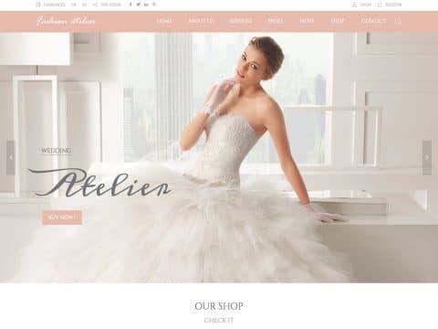 Wedding Industry WordPress Theme