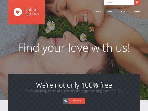 Love Romance WordPress Theme