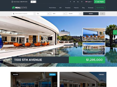 WP Pro Real Estate 7