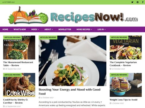 RecipesNow Screenshot