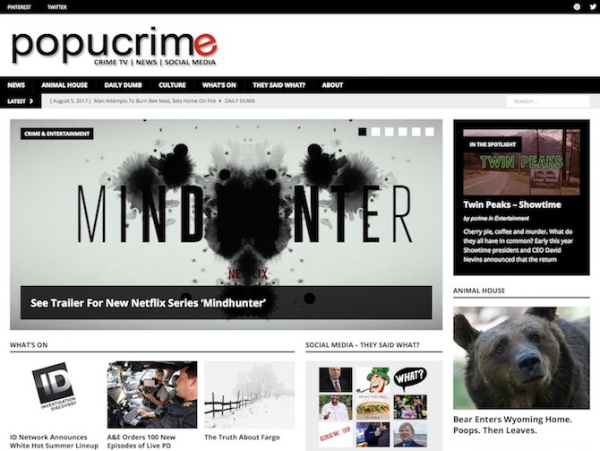 Popucrime